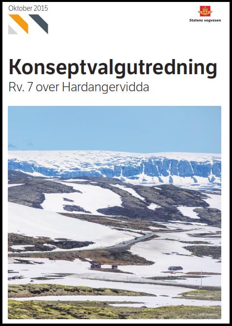 Høringskonferanse KVU Rv.7 over Hardangervidda