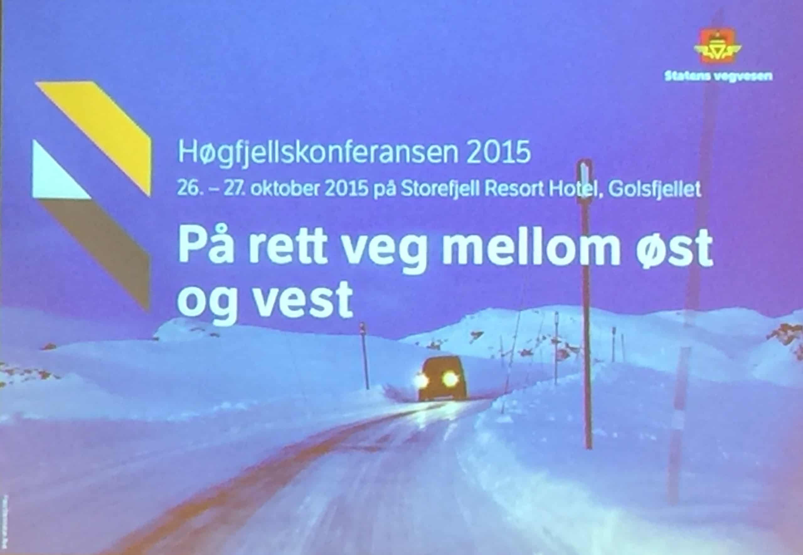 Anbefaler tunnelløsning under Hardangervidda