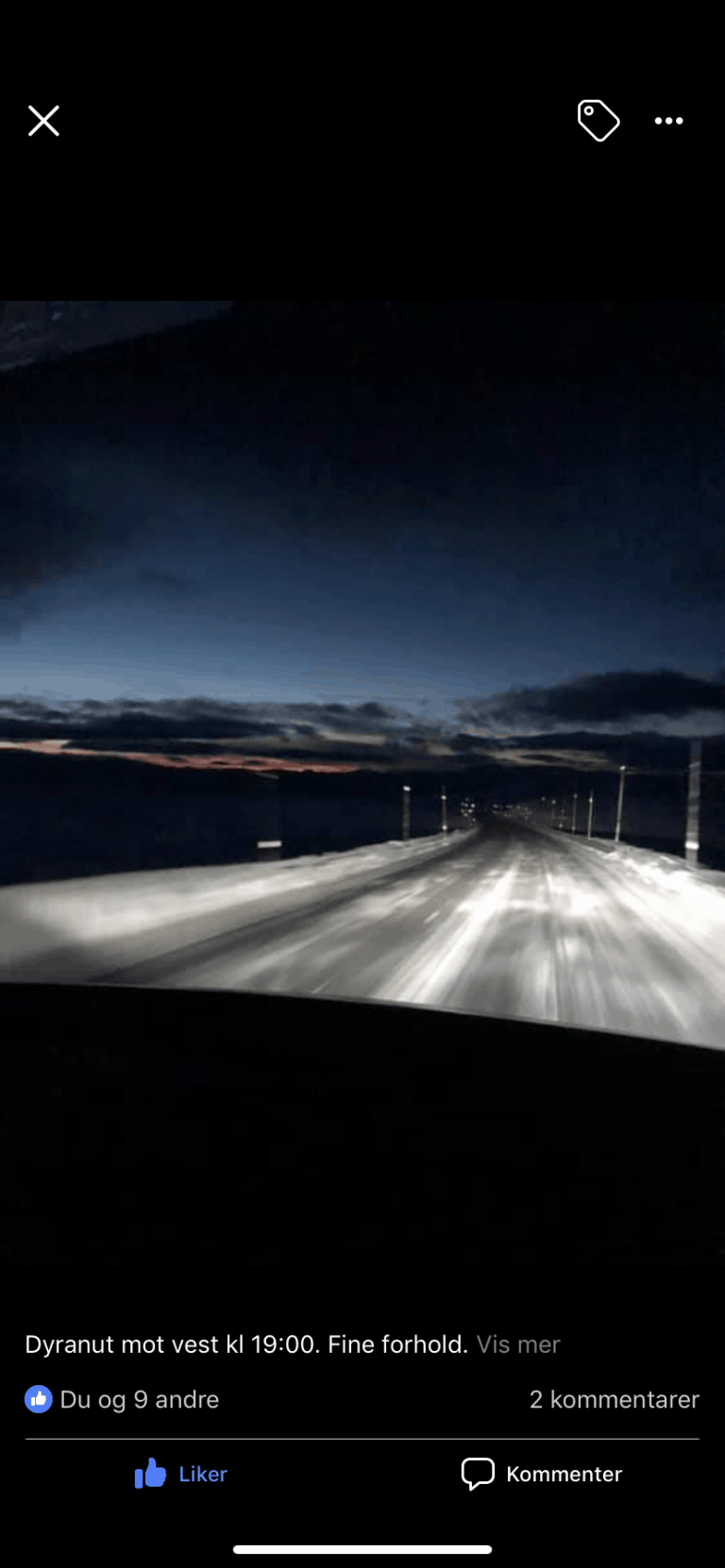 Trafikktala februar 2021 Høgfjellovergangane i SørNoreg.